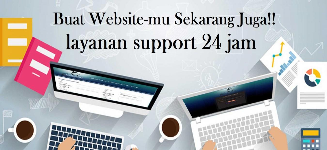 Jasa Buat Website Jogja, Jasa Pembuatan Website Jogja